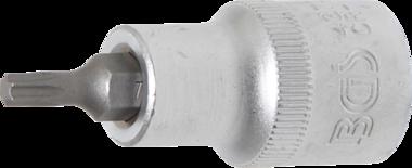 Bit Socket 12.5 mm (1/2) drive T-Star (for Torx) T25