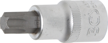 Bit Socket 12.5 mm (1/2) drive T-Star (for Torx) T55