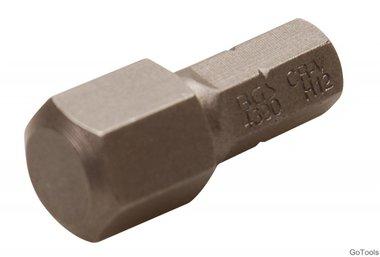 Int. Hex. Bit 12 mm, 30 mm lang, 5/16 drive