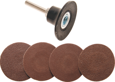 50 mm Grinding Discs with Adapter