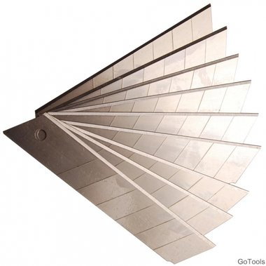 Retractable Blades 25 mm 10 pcs