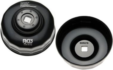 Oil Filter Wrench 15-point diameter 80 - 82 mm