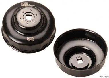 Oil Filter Wrench 15-point Ø 90 mm for Honda, Mazda, Nissan, Subaru, Toyota