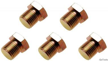 Oil Drain Plug for BGS 126 M15 x 1.5 mm 5 pcs.
