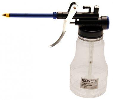 Plastic Oil Can 250 ml
