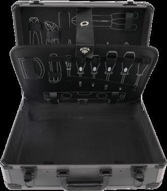 Aluminium empty Case for BGS-15501