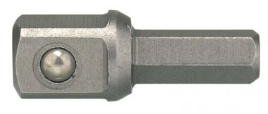 Adapter 1 / 4m x 1/4 hex
