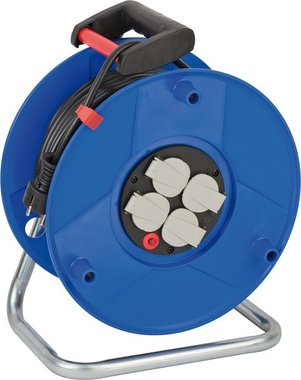 Guarantor cable reel 50m H05VV-F 3G1.5