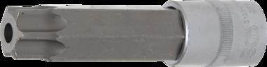 Bit Socket | length 110 mm | 12.5 mm (1/2) drive | T-Star tamperproof (for Torx) T100