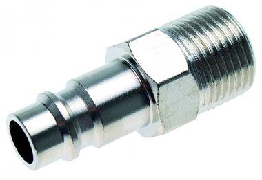 Air Plug Nipple 3/8