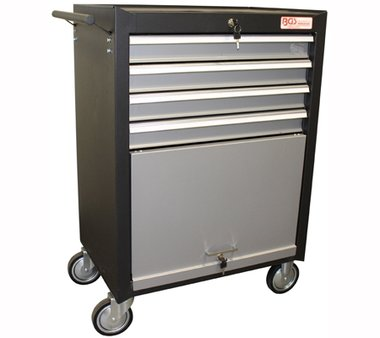 Workshop Trolley Tyre Service including 82 tools