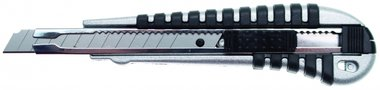 Retractable Knife, 9 mm Blade