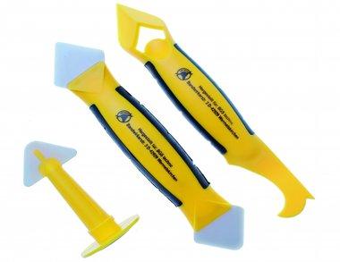 3-piece Seam Remover and Scraper Set