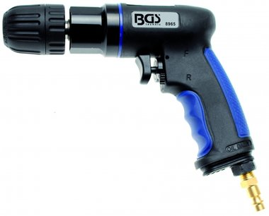 Air Drill with 10 mm Keyless Chuck, Composite Housing