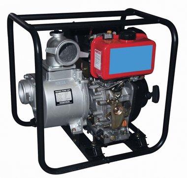 Waterpump with diesel motor
