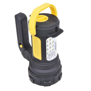 Multifunctional lamp 2 in 1 5W LED + 12SMD LED