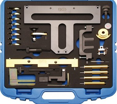 Engine Timing Tool Set for BMW Petrol Engines 26 pcs