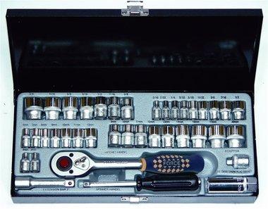 3/8 Socket set 39pc