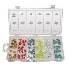Low Profile Mini Blade Fuse Assortment 120pc