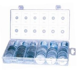 Large Penny Washer Assortment 240pc