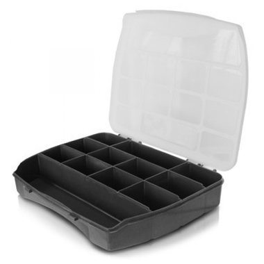 Storage Assortment Box 12 compartments