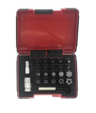 Bit Set Torx Plus® TRX-P & TRX-TS