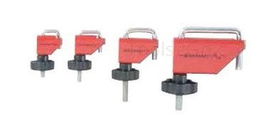 Fluid Line Clamp Set 4pc