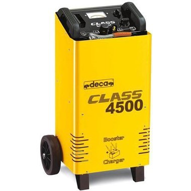 Battery Charger & Booster 500 Amp 12/24 Volt