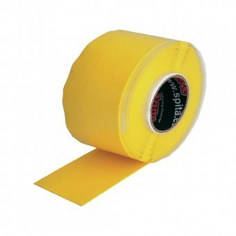 Resq yellow 25mm x 3.65 meters