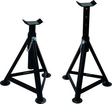 1 Pair of Axle Stands, 3 to./pair, 315-485 mm