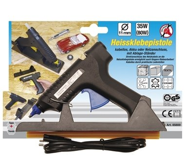 Wireless Hot Glue Gun, 35 W