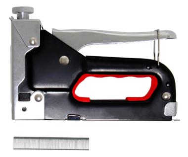 Staple Gun, for 4-14 mm Staples