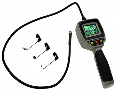 Borescope with TFT Color Monitor