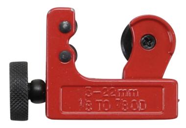 Pipe cutter diameter 3 - 22 mm