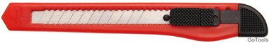Allround Retractable Knife, 9 mm Blade