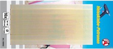 Glue Sticks, 16 pieces, 11x200 mm