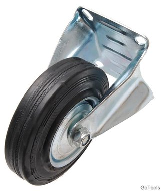 100 mm Wheel, with Base