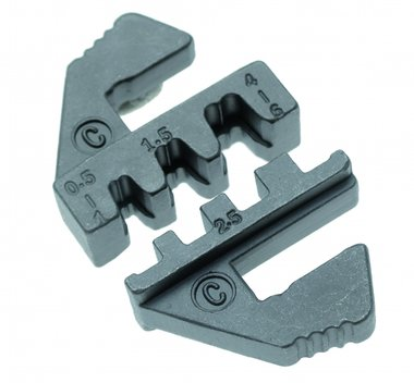 Crimping Jaws for Open Terminal, for Art. 1410/1411/1412