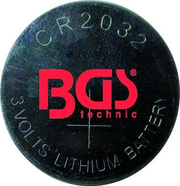 Battery CR2032, for BGS 977, 978, 979, 1943, 9330