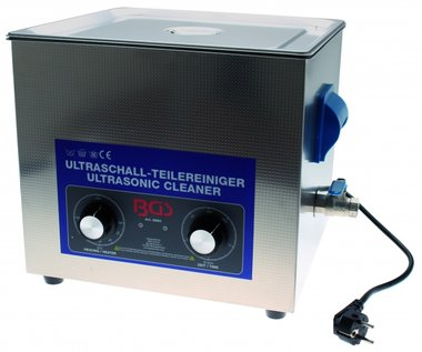 Ultrasonic Parts Cleaner, 13 Litre