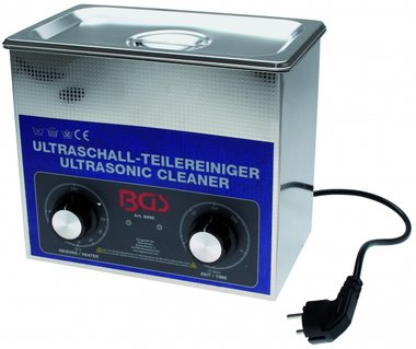 Ultrasonic Parts Cleaner, 3 Litre
