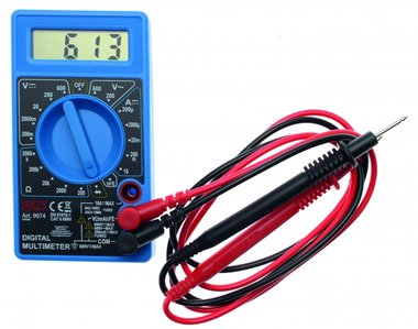 Digital Multimeter, 3 1/2 Digit