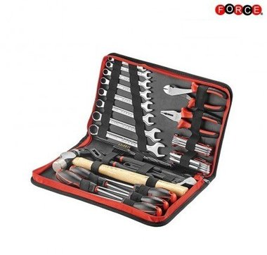 Zipped Tool Wallet 34pc