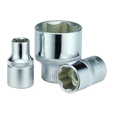 1/4 Surface drive socket 9mm