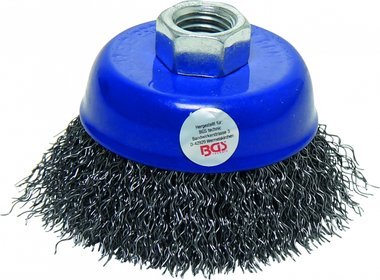 Wire Cup Brush M14x2, Ø 65 x Height 50 mm