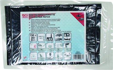 GRP Repair Mat, 150 x 220 mm
