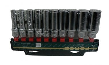 1/2 Spline deep socket set 10pc