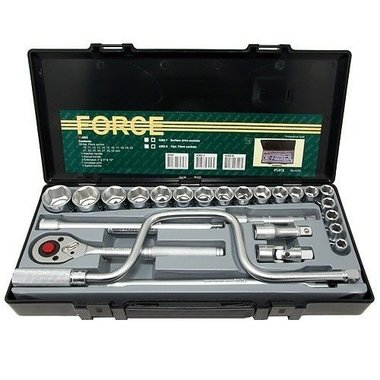 1/2 Socket set 26pc