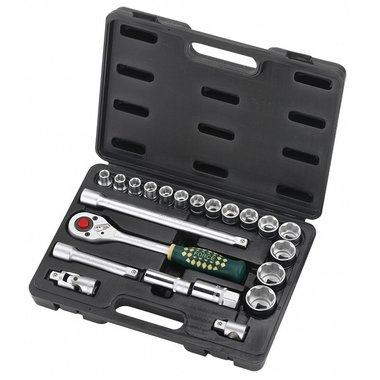 1/2 Socket set 22pc