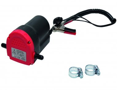 Oil Pump, 12 Volt